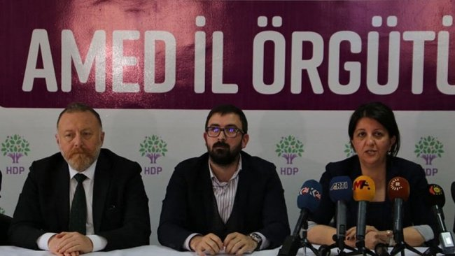HDP'den Kürt İttifağı açıklaması: Başarımızda rolü büyük