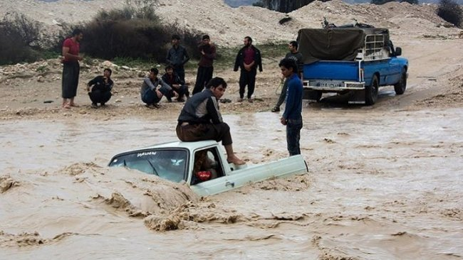 İran'da son 15 yılın en büyük felaketi yaşandı
