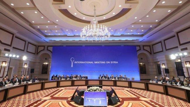 Suriye konulu 12'nci Garantörler Toplantısı düzenlenecek