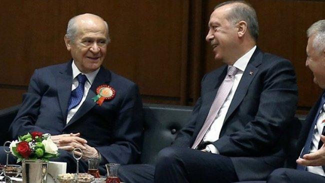 Bahçeli'nin hesabı: 31 Mart sonrası MHP ve AKP'nin oyları
