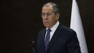 Lavrov: Suriye'de çözüm için öncelik Kürtlerle diyalog ve Türkiye'nin çıkarları