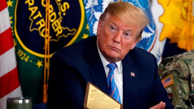 Trump'tan Suudi Arabistan kararı!