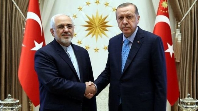 Cevad Zarif,  Erdoğan'a Esad raporunu sundu!