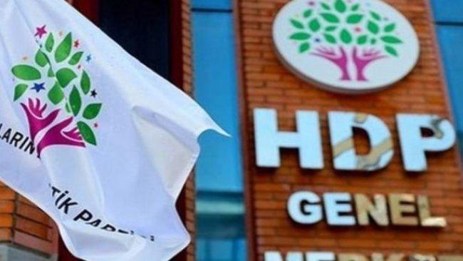 HDP'den YSK kararına tepki