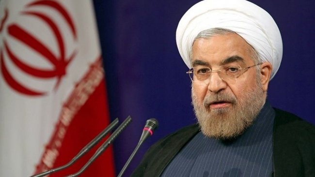 Ruhani'den Orta Doğu ülkelerine 'birleşme' çağrısı