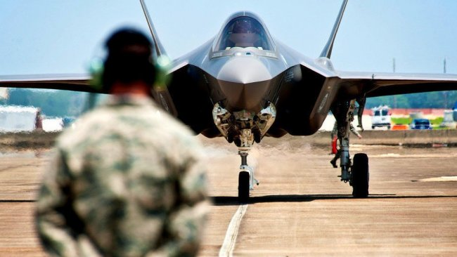 'Washington'dan son F-35 dedikoduları'