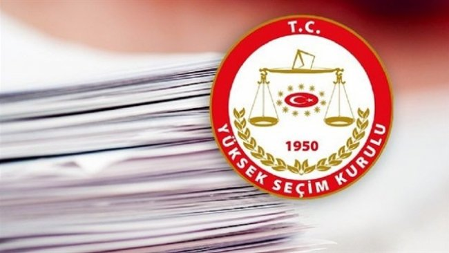 YSK'dan HDP'nin KHK itirazına red