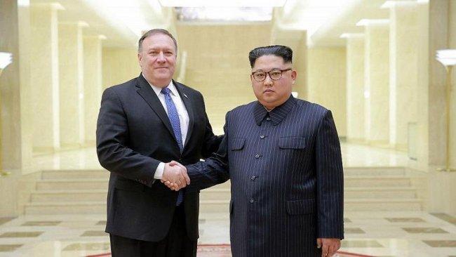 Kuzey Kore'den dikkat çeken Pompeo talebi