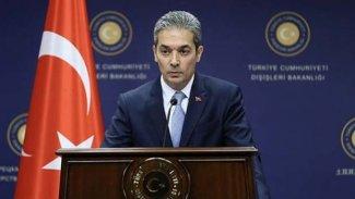 Türkiye'den Fransa'ya DSG tepkisi