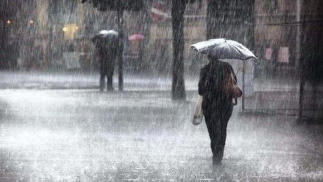 6 Kürt ili için kuvvetli yağış uyarısı