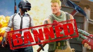 Bir ülke daha PUBG ve Fortnite'a yasak getirdi