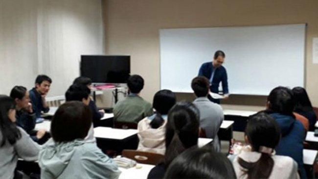 Japonya'da Kürtçe eğitim üniversitede