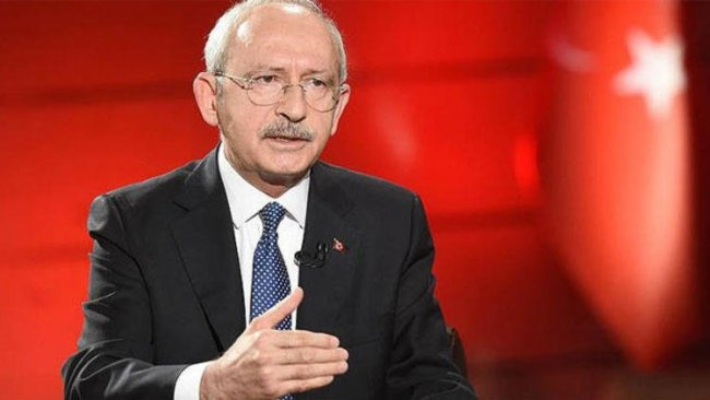 Kılıçdaroğlu'ndan Erdoğan'a destek