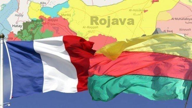 Rojava Özerk Yönetimi Sözcüsü: Fransa ziyareti siyasi çözüme dair önemli bir adım