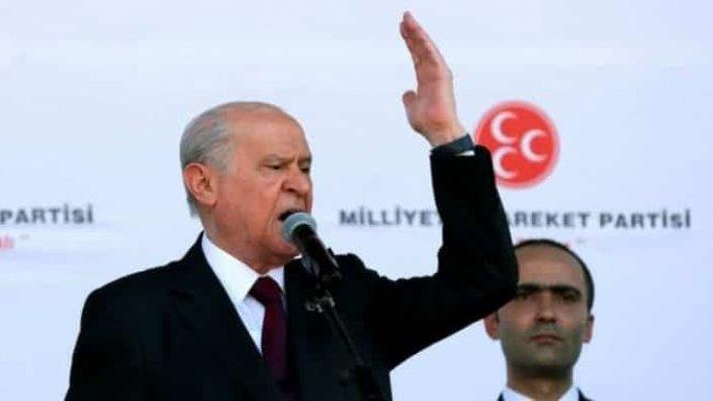 Bahçeli Erdoğan'a çıkıştı: Bizim ittifakımız cumhurla, ülke bazlı ittifak olmaz