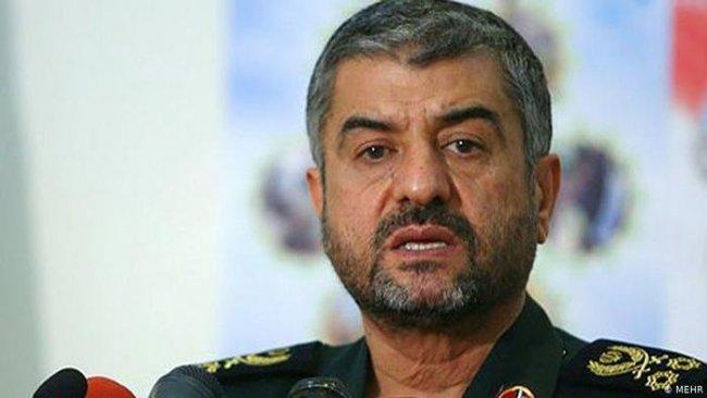 İran'da Devrim Muhafızları Komutanı değişti!