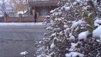 Kürdistan Meteroloji Müdürlüğü'nden kar uyarısı