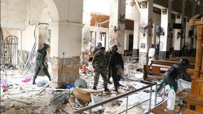 Sri Lanka'da 8. patlama: Sokağa çıkma yasağı ilan edildi!