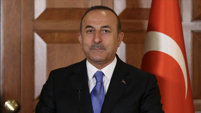 Türkiye Dışişleri Bakanı Çavuşoğlu Erbil'e geliyor