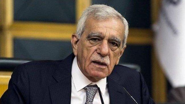 Ahmet Türk: 'Kızgın demir' yine Kürtler'in vücudunda mı soğuyacak?
