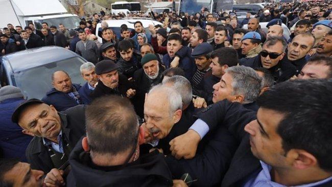Kılıçdaroğlu'nu yumruklayan saldırgan tutuklandı