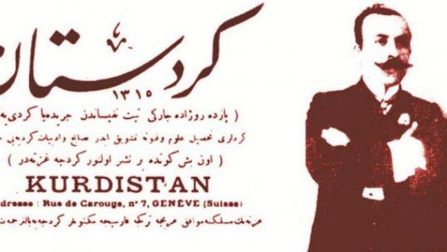 Kürt basınının 121. yılı