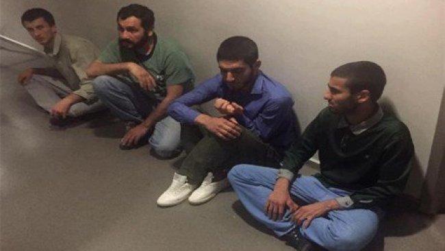 Şengal'de 4 PKK'li Türkiye'ye teslim edildi iddiası