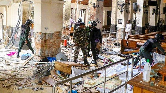 Sri Lanka saldırılarının arkasındaki örgüt açıklandı