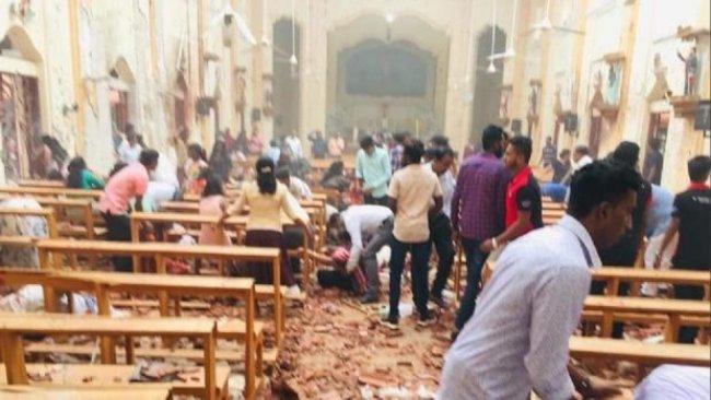 Sri Lanka'da bir şok daha: 87 bomba!