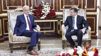 Mesrur Barzani: Kürdistani bölgelerde durum normalleşmeli!