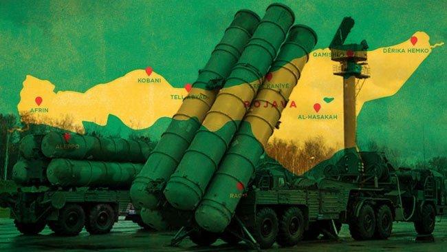 Taştekin: S-400'ün Rojava ile ilişkilenmesi Kürtler için kötü senaryo