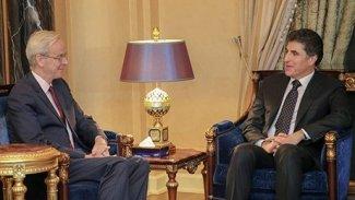 Başbakan Barzani: Kürt-Amerikan halklarının dostluğu ileriye taşınmalı