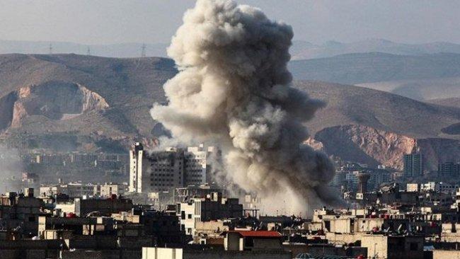 İdlib'te patlama: 13 ölü, 24 yaralı