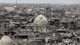 Musul'un inşası için gönderilen 60 milyon dolar kayıp
