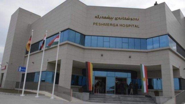 Peşmerge Hastanesi hizmete açıldı