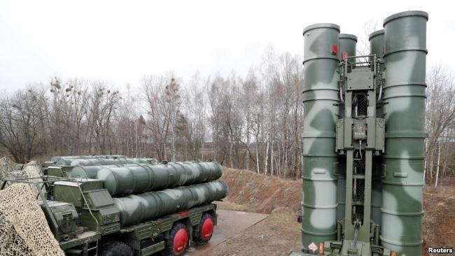 Rusya S-400'ler için tarih verdi