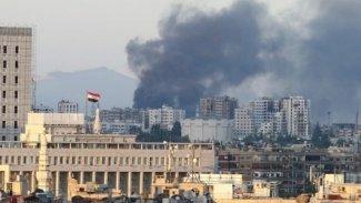 Şam'da patlama: Ölü ve yaralılar var
