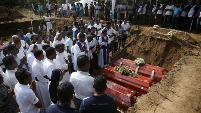 Sri Lanka'da ölenlerin sayısı artıyor