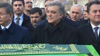 Davutoğlu 'yeni parti' için start verdi