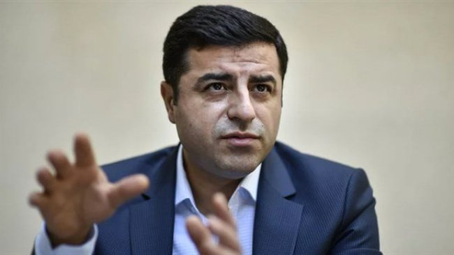 Demirtaş: Kandil'e hükümetin desteği ve onayıyla gittik