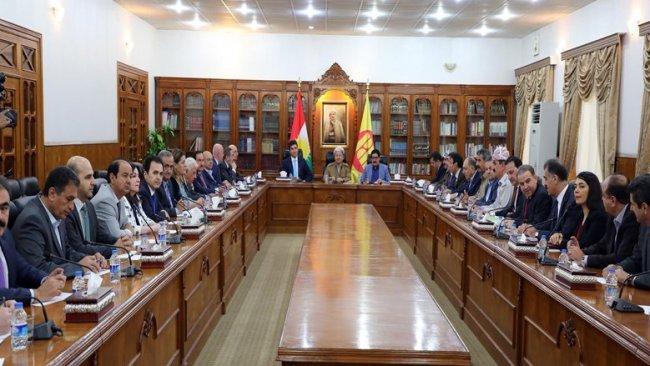 KDP yeni hükümet gündemiyle toplanıyor