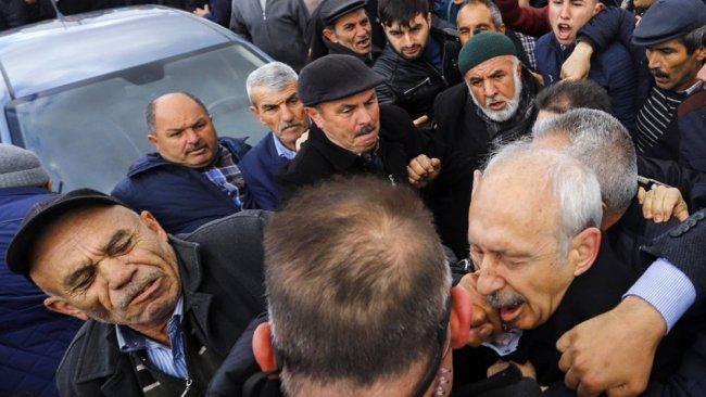 Kılıçdaroğlu'na yumruk atan saldırgan 'İnek Hırsızı' çıktı