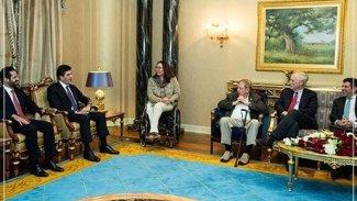Başbakan Barzani: Dost ülkelerden Kürdistan'a destek bekliyoruz