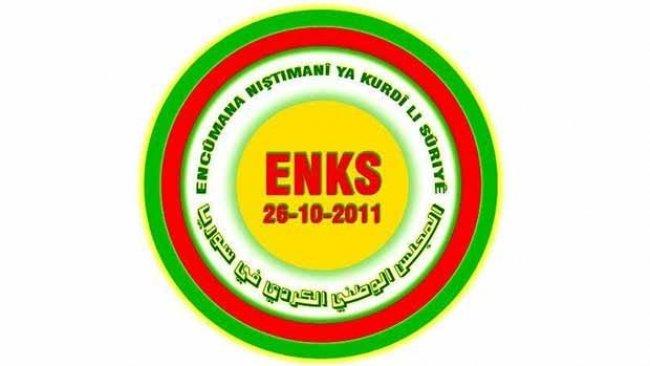 ENKS: Fransa'nın Kürtleri uzlaştırma girişimini destekliyoruz