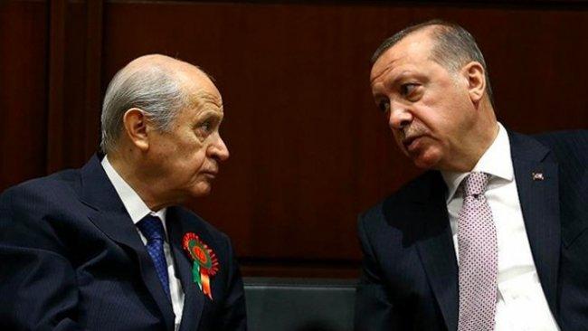 MHP'den 'Cumhur İttifakı' kararı