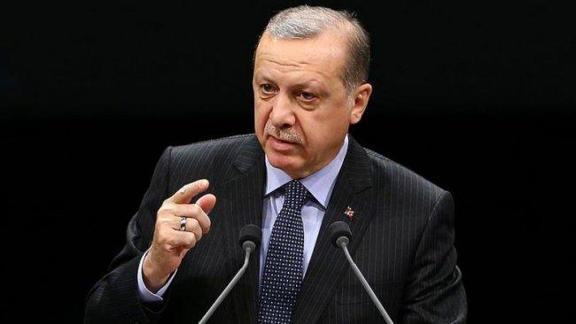 Erdoğan'dan 'yeni parti' yorumu
