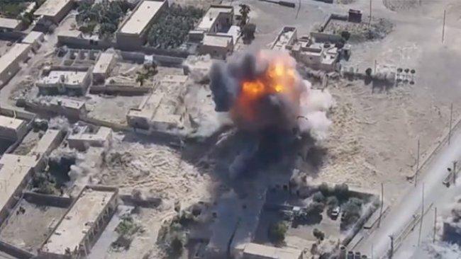 IŞİD'den Rakka'da bombalı araç saldırısı