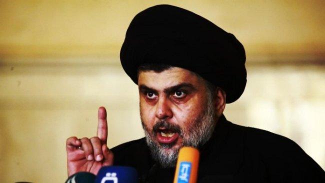 Sadr'dan ABD'ye tehdit: Büyükelçiliğiniz ateş altında kalır