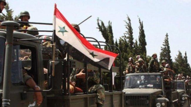 Suriye Ordusu'ndan DSG'ye saldırı