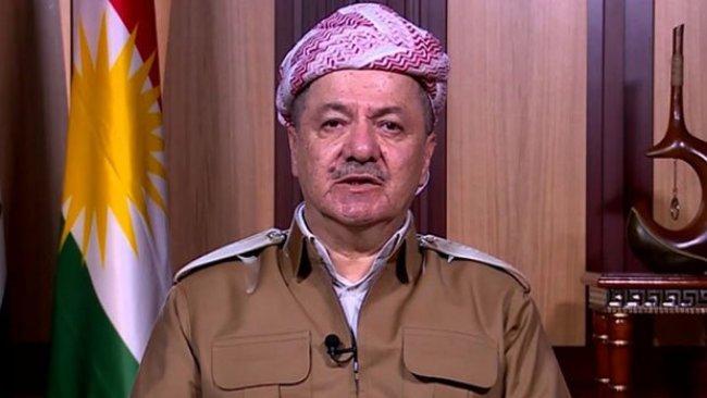 Başkan Barzani'den Kemal Burkay'a taziye mesajı